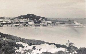 Baía da Praia Grande