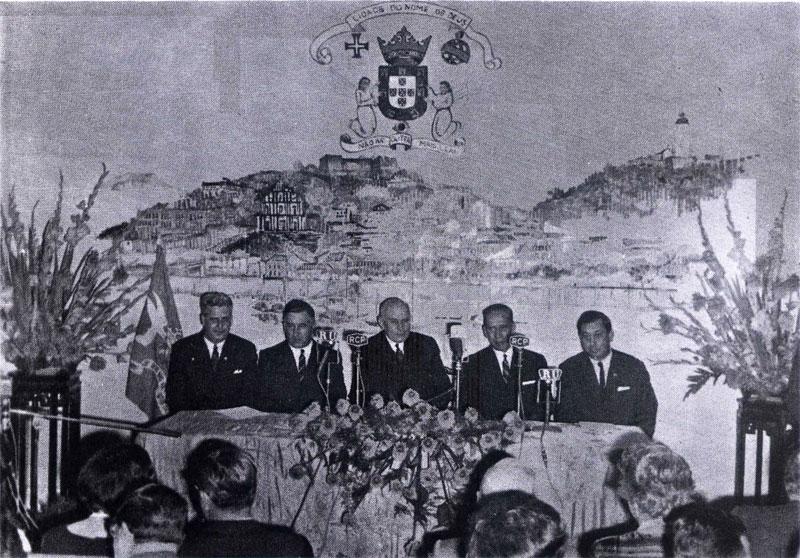 Comemoração do 75º aniversário da Fundação do Liceu de Macau