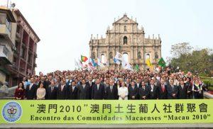 Encontro das Comunidades Macaenses – Macau 2010