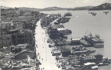 Vista do Porto Interior