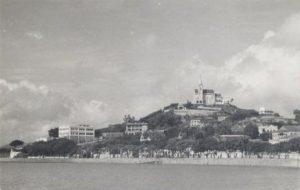 Baía da Praia Grande, Hotel Bela Vista e Ermida da Penha